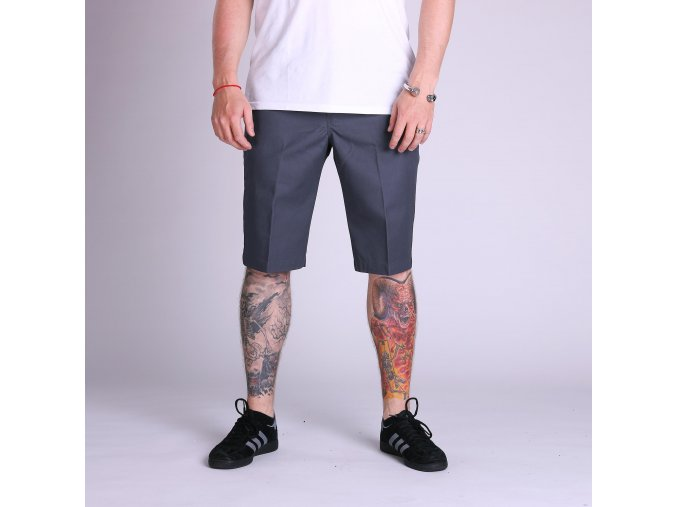 13 SLIM FIT WORK SHORT CH