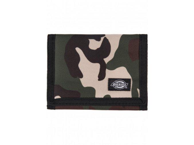 Dickies Portemonnaie Crescent Bay camouflage Vorderansicht 600x600
