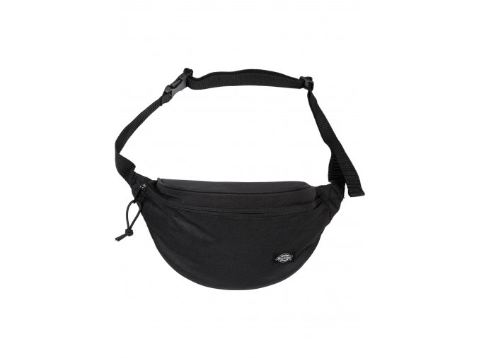 dickies hip bags high island black vorderansicht 0169101