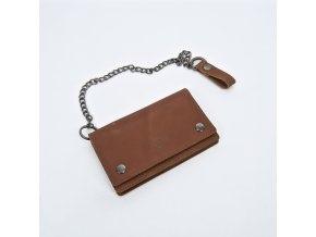 Tomorrow Store Dickies Deedsville Wallet Dark Brown 1 1024x1024