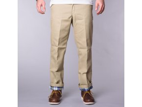 874 FLANNEL LINED WORK PANT KH